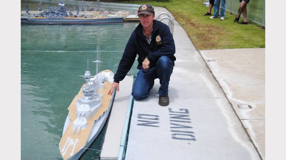 MODELS: Taskforce 72 is holding their regatta at the Naracoorte Swimming Lake next weekend.