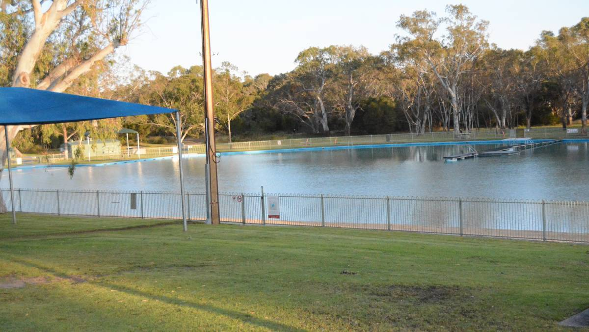 HISTORY: The Naracoorte Swimming Lake is a go-to for locals. Photo: Supplied
