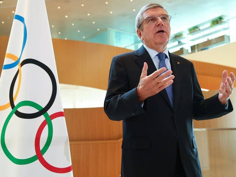 IOC president Thomas Bach says the 2021 Olympic Games may not necessarily happen in northern summer.